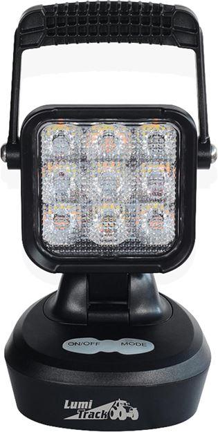 Image sur PHARE DE TRAVAIL ET AVERTISSEUR LED